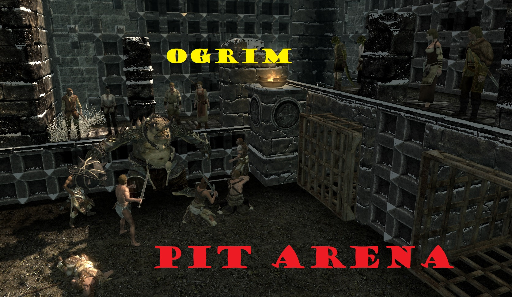 Pit Arena Ogrim 2
