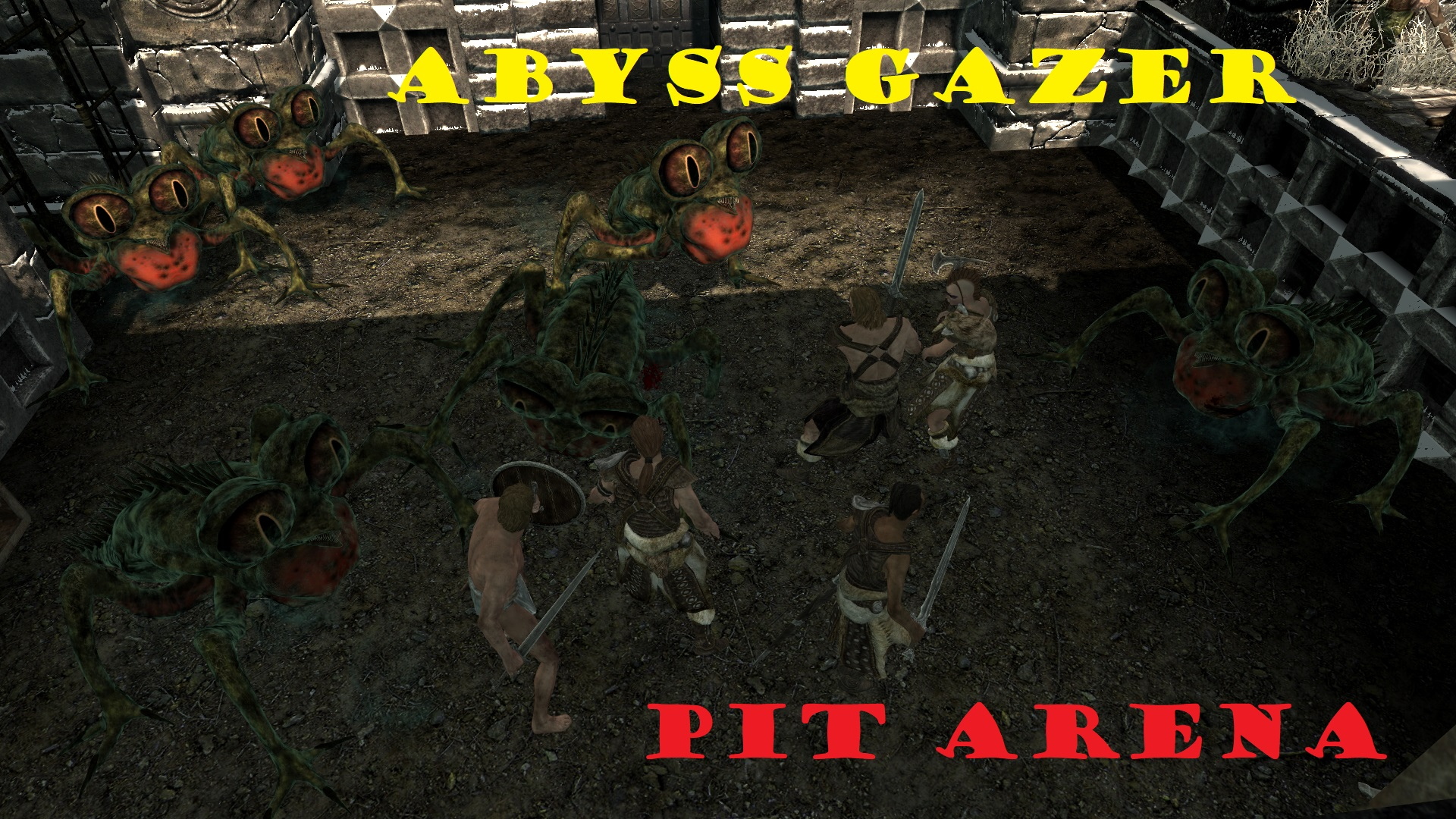 Pit Arena Abyss Gazer 2