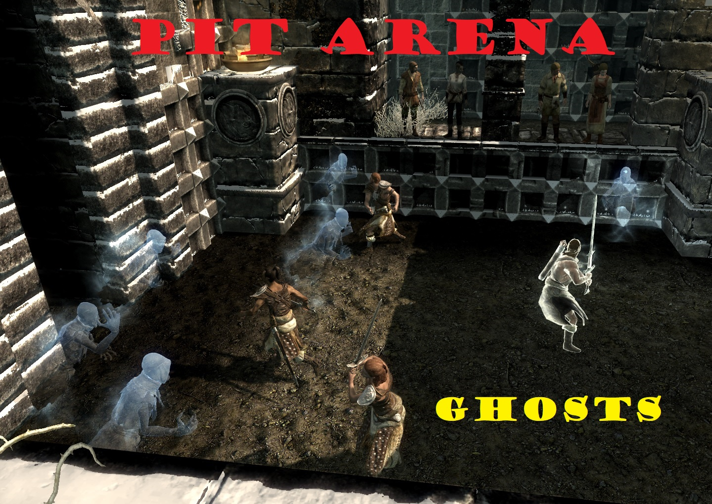 Pit Arena Ghosts