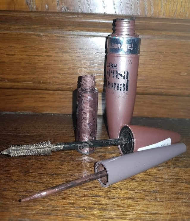 mascara maybelline et eye liner lollipops