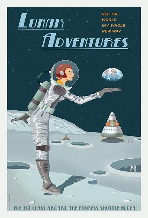 RETROFAKE - Lunar Adventures dans Retrofake 18111008454515263615989499