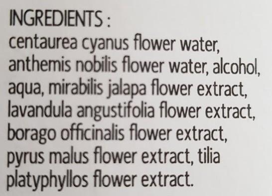 ingrédients lotion alors ça pousse