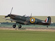 220px-Spitfire_IIA_P7350
