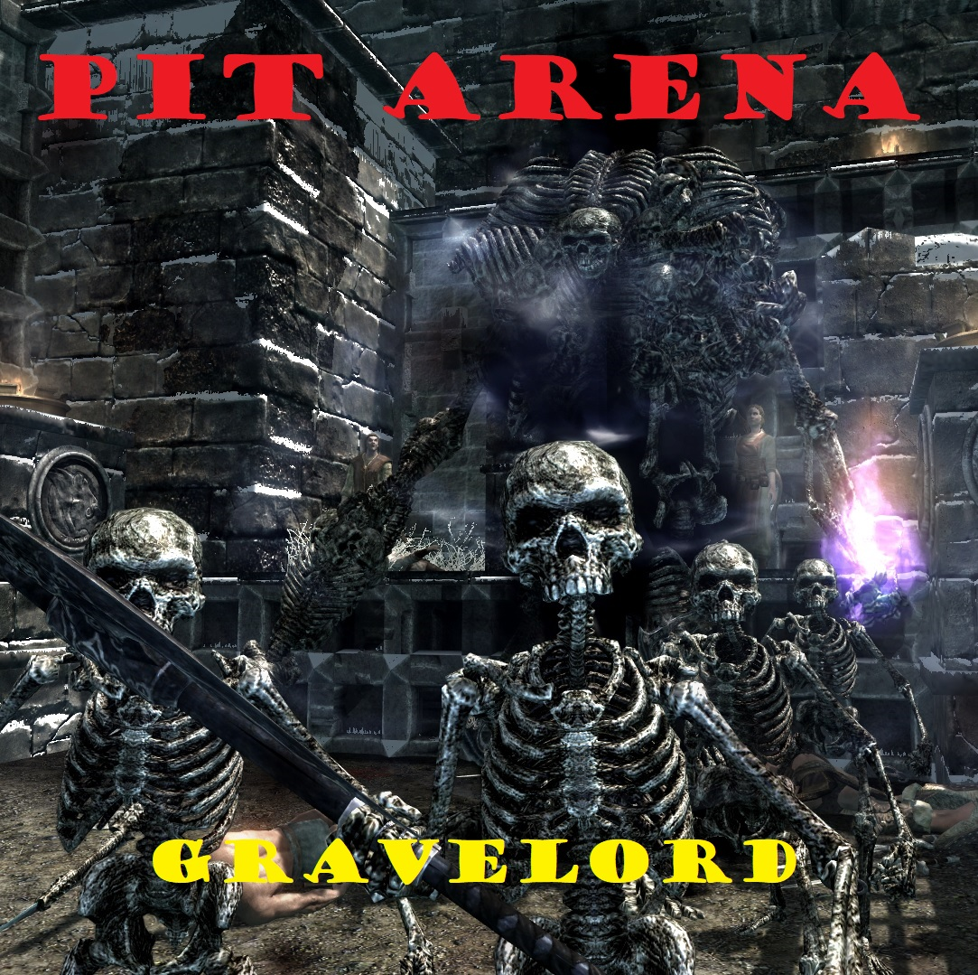 Pit arena gravelord