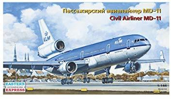 MD 11 KLM  1811171127159175515998917