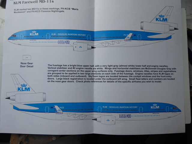 MD 11 KLM  1811171128559175515998924
