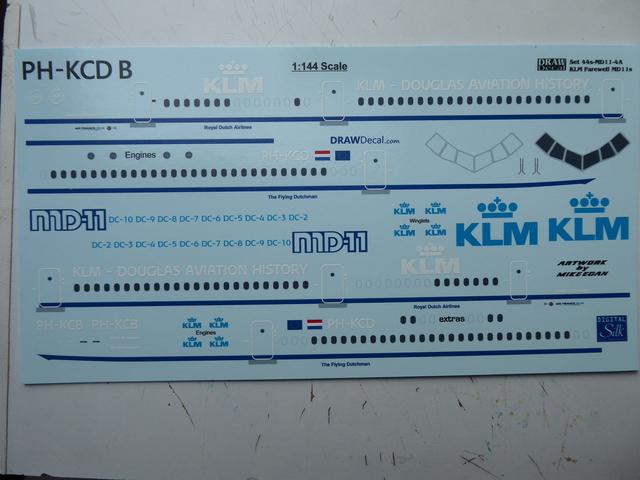MD 11 KLM  1811171129459175515998927