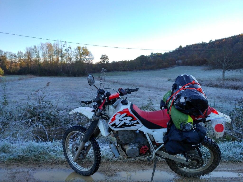 Honda 600 XR 18112510232224333816012308
