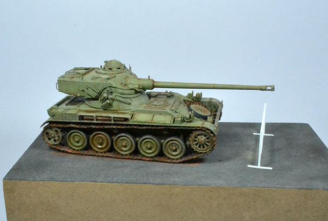 AMX 13 (Tamiya) 1/35 18112609063722494216013822