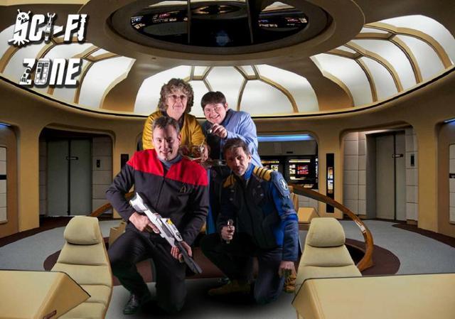 Star Trek crew 3