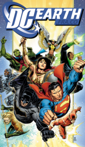 Animateur Justice League