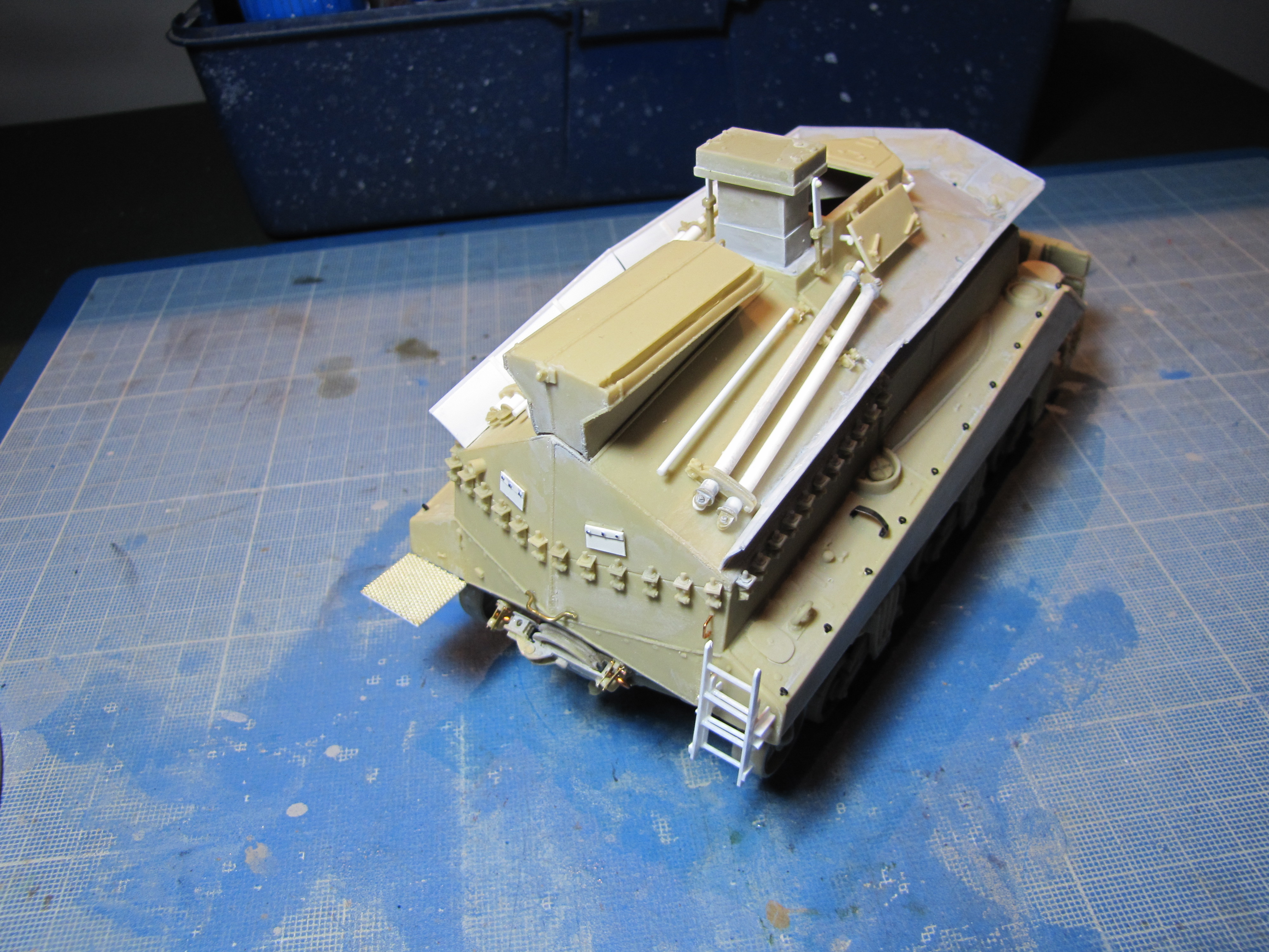 Sherman BARV 18112911212123329216018210