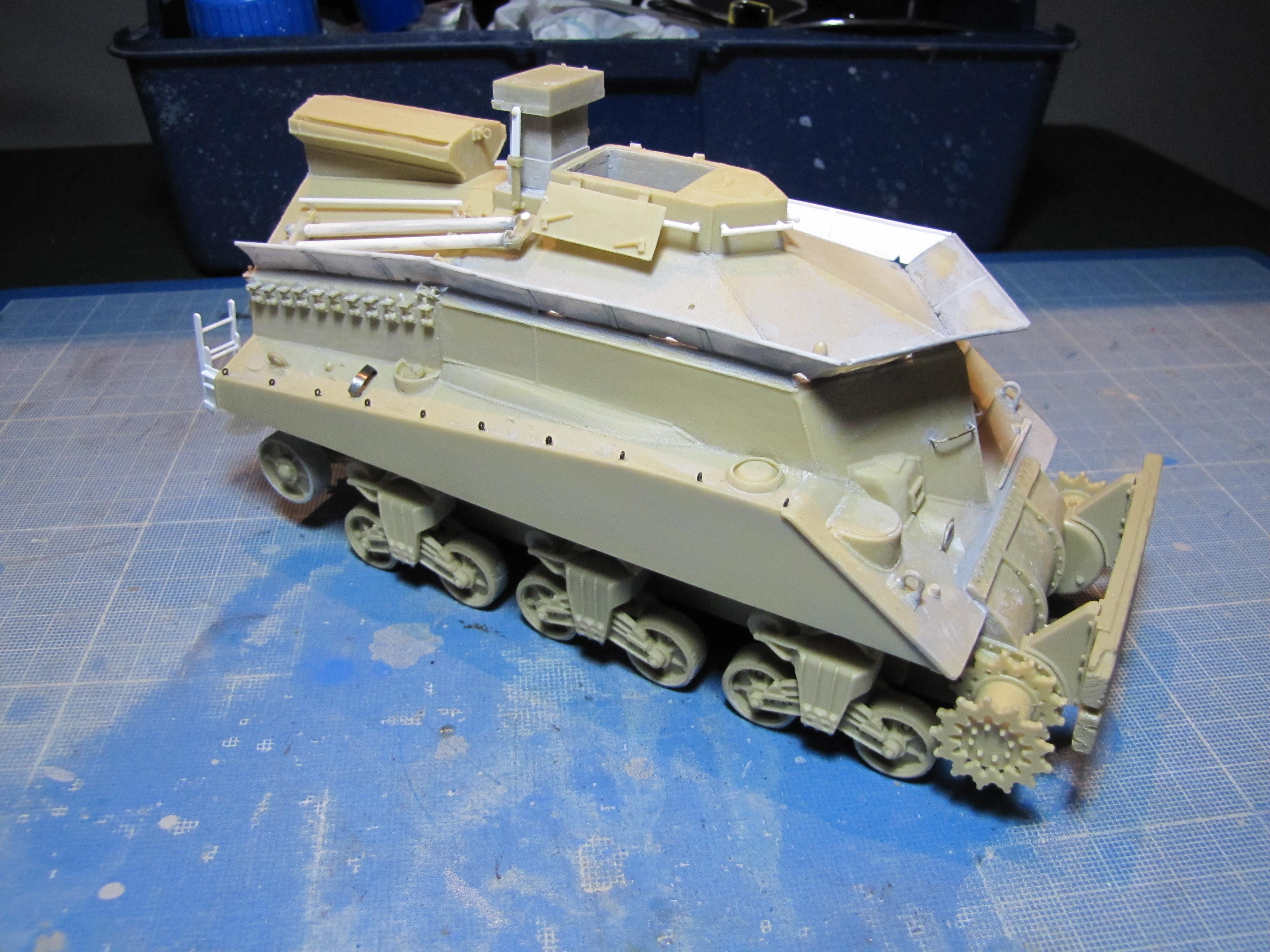 Sherman BARV 18112911213523329216018211