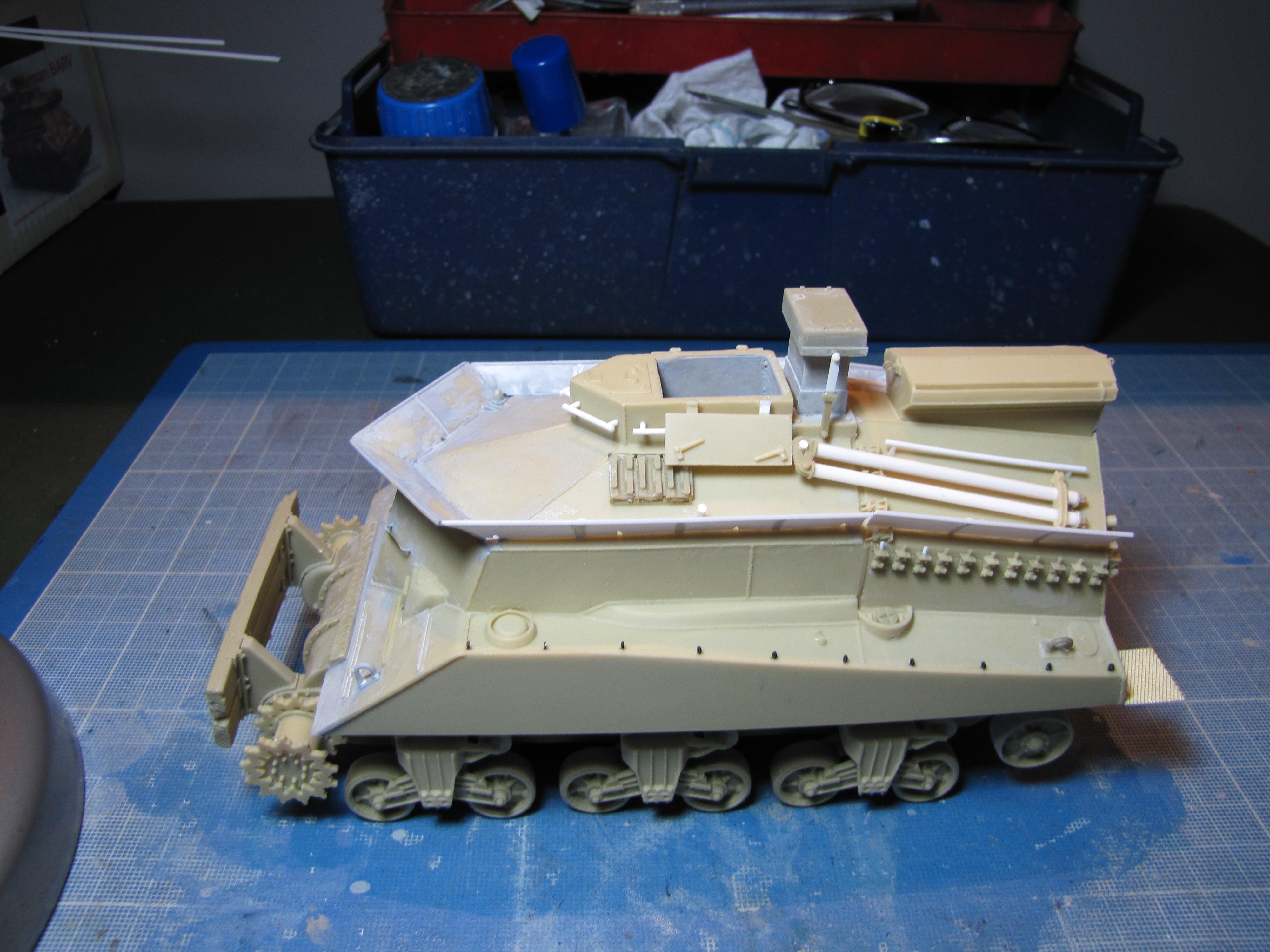 Sherman BARV 18112911222123329216018212