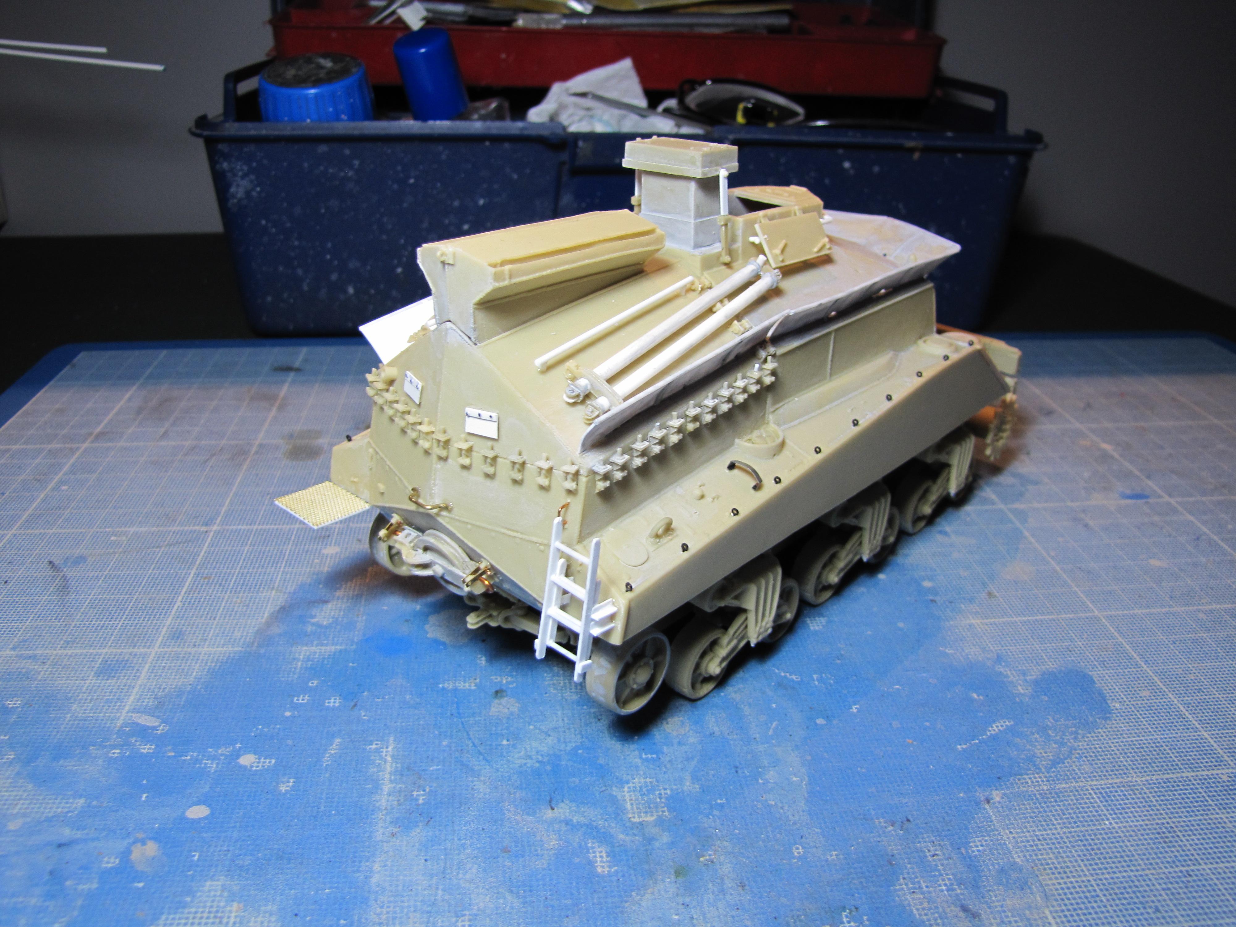 Sherman BARV 18112911223723329216018213