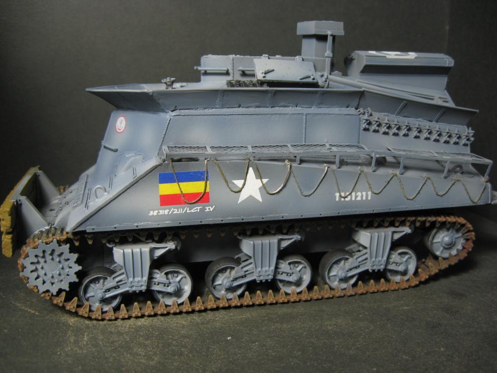 Sherman BARV 18112911284423329216018216