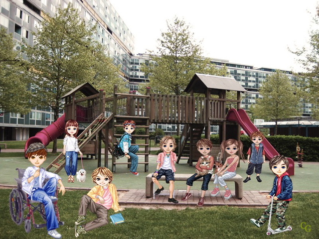 Jardin d'enfants 1812071056061858216028655