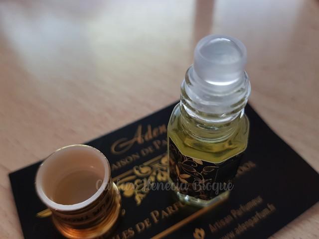 huile de parfum aden