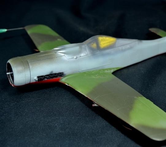 FW 190 D-9 Hasegawa 1/32 18120806582917786416029581
