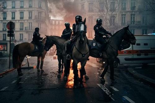 I quatro cavalieri dell'Apocalisse...
