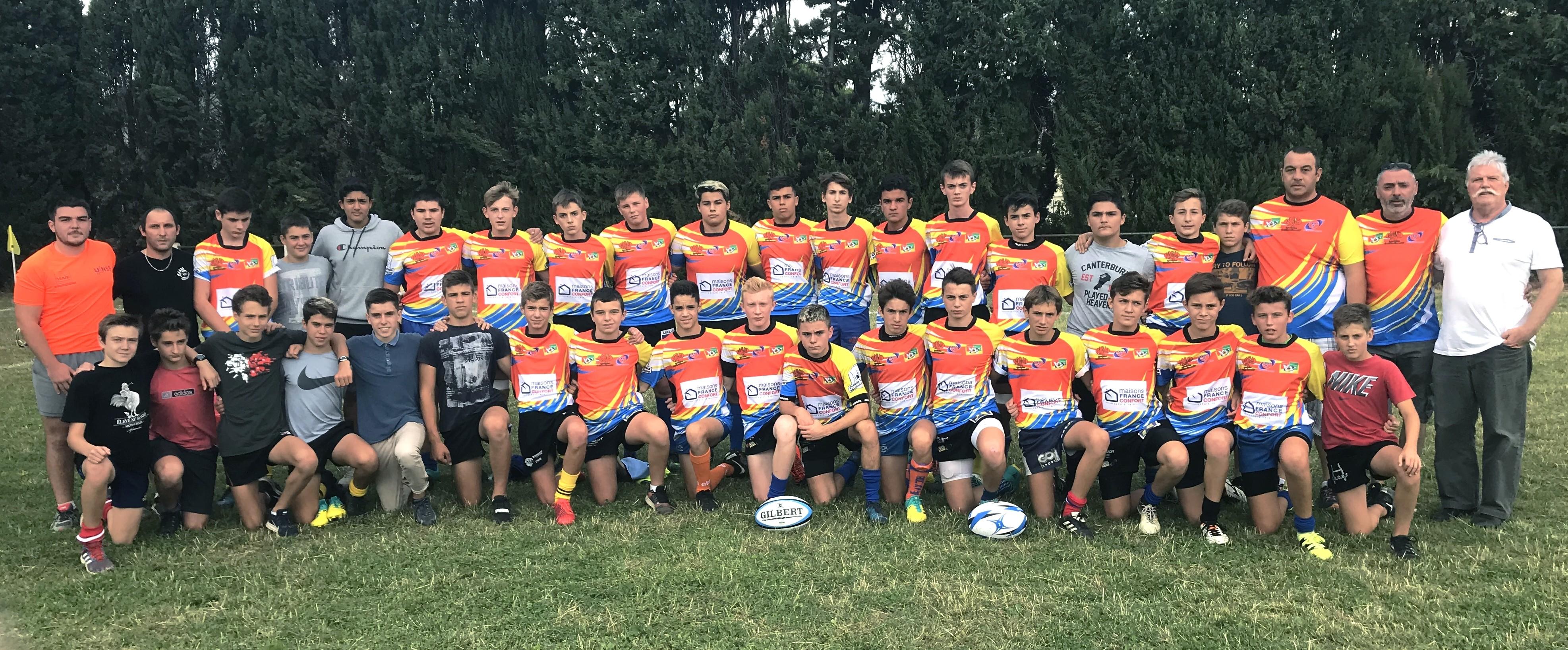 EQUIPES 2019 - Cadets 2018B