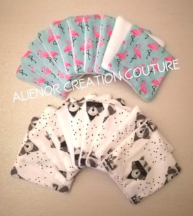 lingettes alienor couture creation
