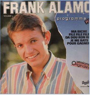 Frank Alamo, chanteur yéyé