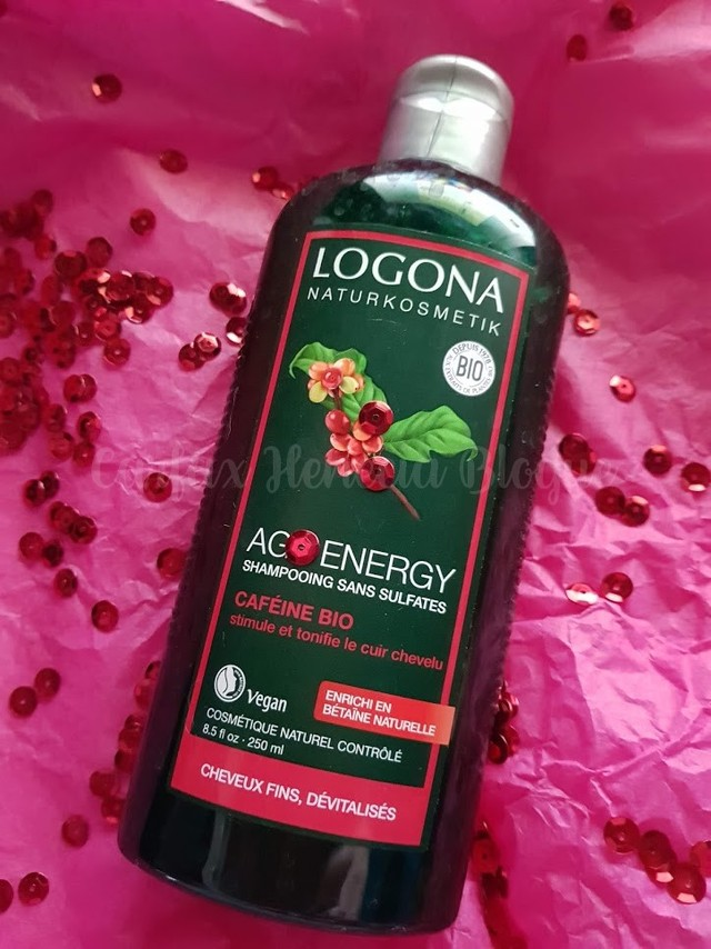 shampooing logona