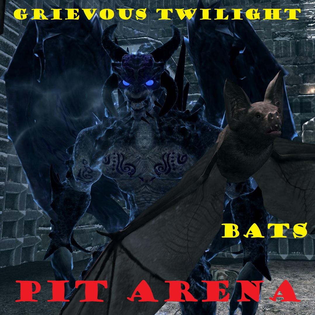 pit arena Grievous Twilight