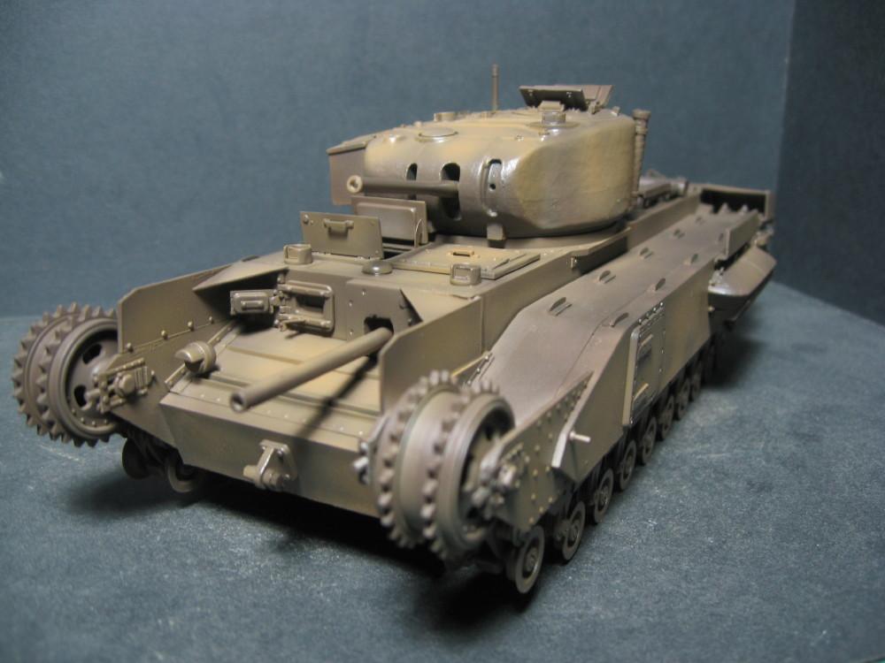 Churchill MK-I 18122806374323329216052051
