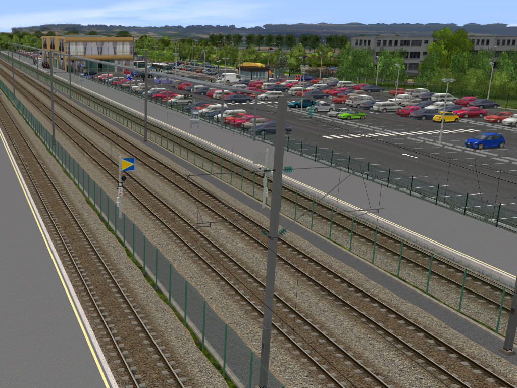 TGV Gare HP 09