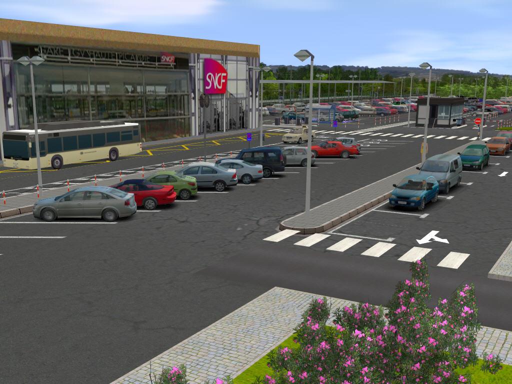 TGV Gare HP 07