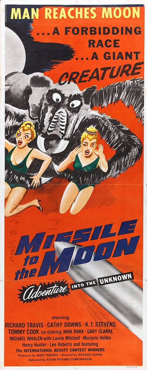 POSTEROÏDE - Missile to the Moon dans Cineteek 18122811461015263616051587