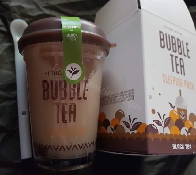 masque bubble tea etude house