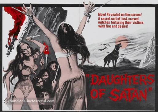 DAUGHTERS OF SATAN (1972) dans Cinéma bis 19010407134115263616060977