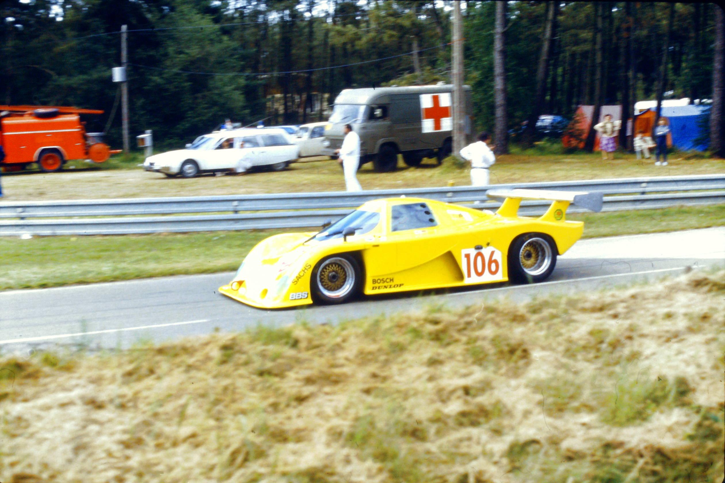 1985 lotec c302