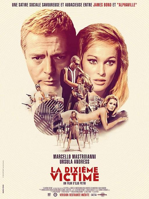 LA DIXIÈME VICTIME (1965) dans Cinéma bis 19010904322515263616069697