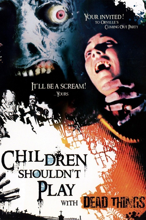 CHILDREN SHOULDN'T PLAY WITH DEAD THINGS (1972) dans Cinéma bis 19011107374715263616072076