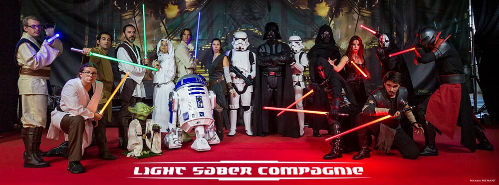Light saber compagnie