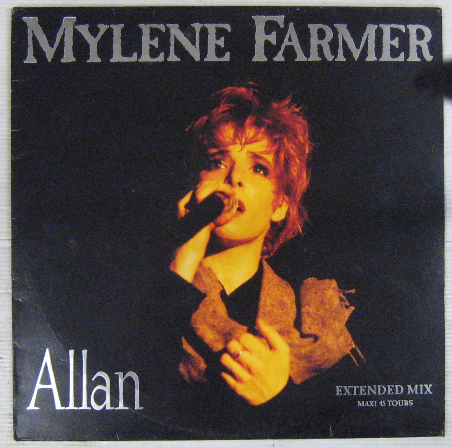 Farmer Mylène Allan