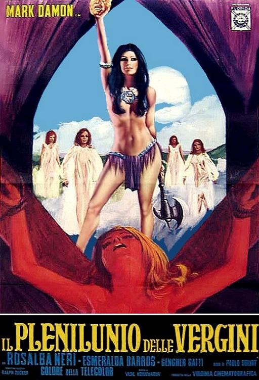 LES VIERGES DE LA PLEINE LUNE (1973) dans Cinéma bis 19011706552315263616079596