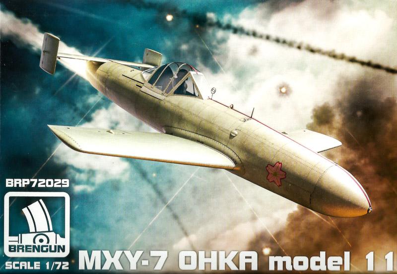 MXY-7 OHKA Model 11 [Brengun, 1/72] 19012303215024220516088487