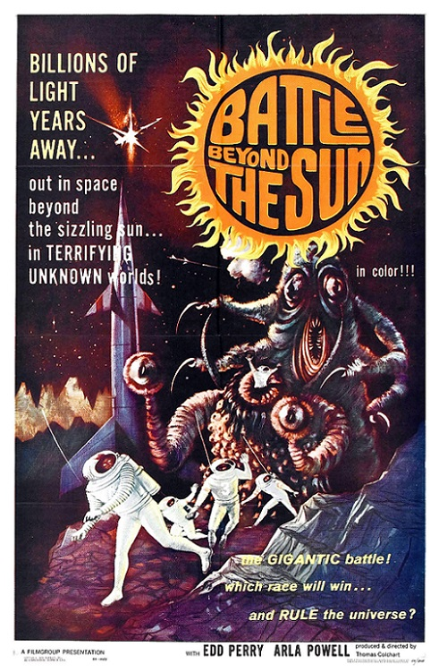 POSTEROÏDE - Battle Beyond the Sun dans Cineteek 19012908423615263616097131