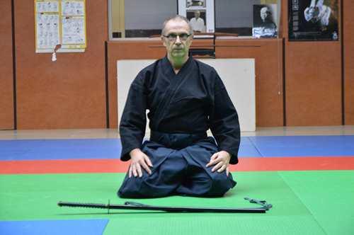 STAGE KEN - stage kenjutsu avec Dieudo (1)