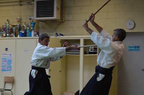 STAGE KEN - stage kenjutsu avec Dieudo (3)