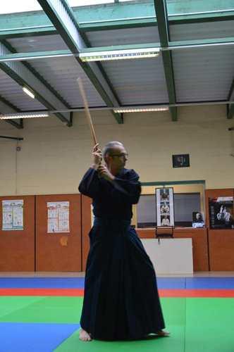 STAGE KEN - stage kenjutsu avec Dieudo (4)