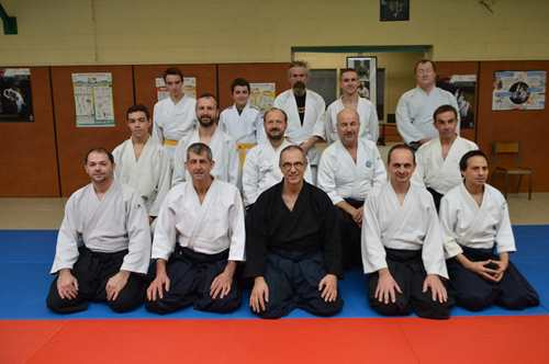 STAGE KEN - stage kenjutsu avec Dieudo (5)
