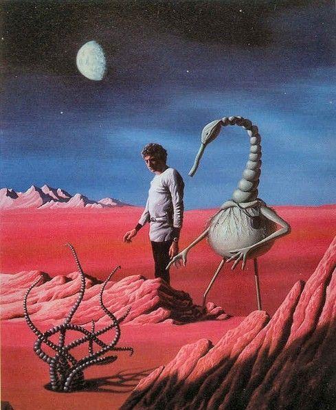 VOIX D'OUTRE-ESPACE - L'Odyssée Martienne dans Voix d'outre-espace 19020309080015263616105418