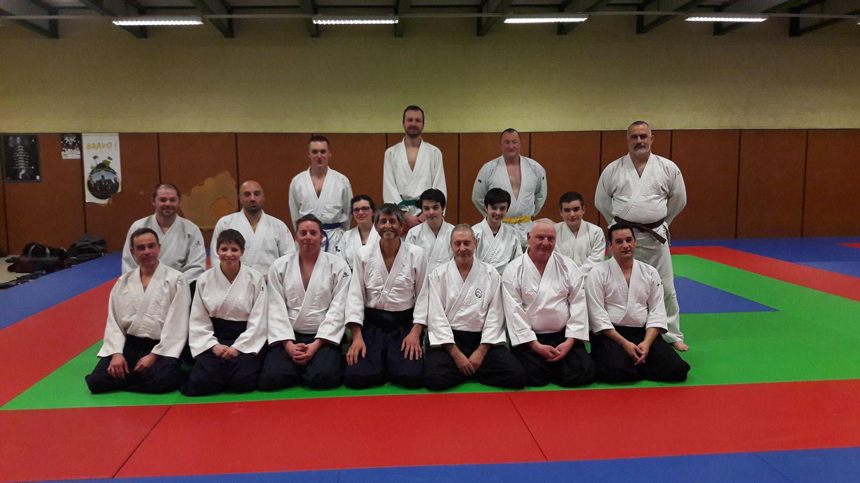 DIVERS-PHOTOS - groupe-aikido