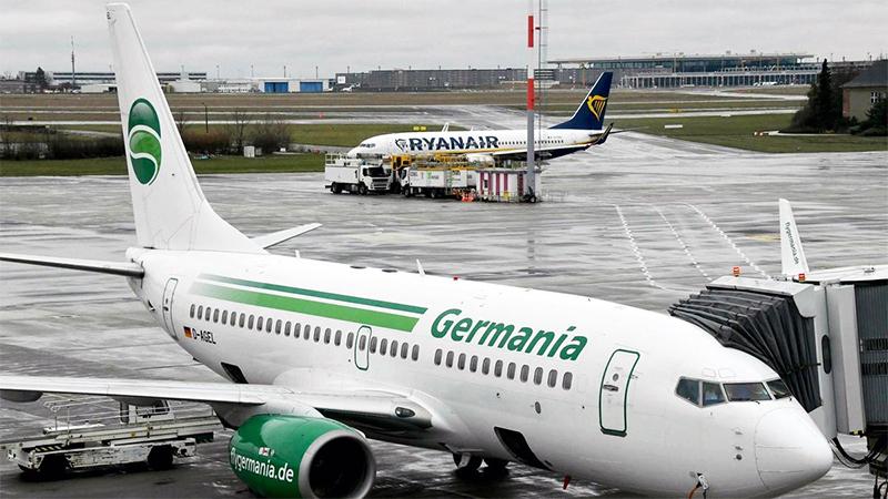 Germania 737 small